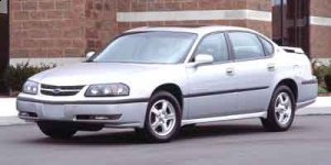 Chevrolet Impala 2003 reviews, opinions and consumer feedback