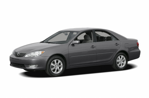 2006 Toyota Camry reviews, opinions and consumer feedback