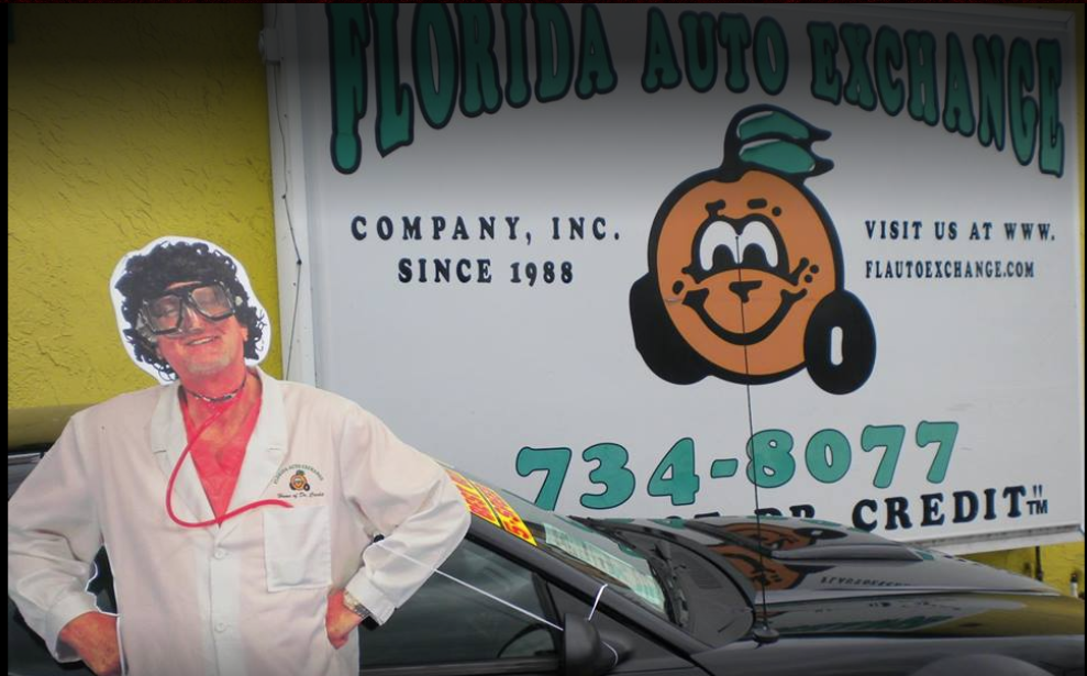 Florida Auto Exchange reviews, opinions and consumer feedback
