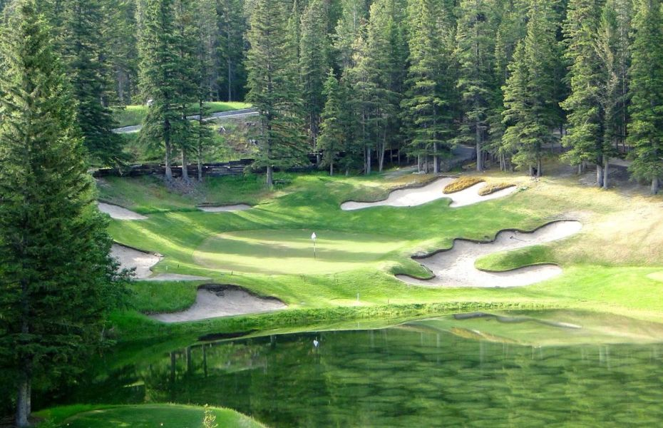 Banff Springs Golf Club - Rundle/Tunnel recenzii, opinii și păreri