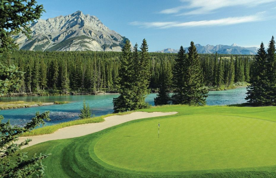 Banff Springs Golf Club - Sulphur/Tunnel avis, opinions et commentaires