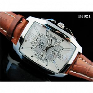 Cheap Mens Luxury Design Watches, Leather Band  avis, opinions et commentaires