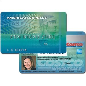 American Express Costco Cash Rebate Credit Card avis, opinions et commentaires