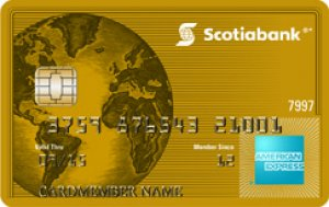 Scotiabank American Express Gold Credit Card avis, opinions et commentaires