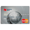 National Bank World Mastercard