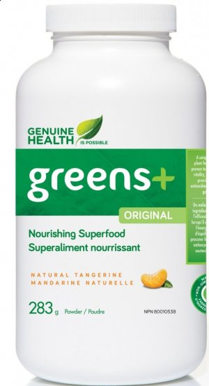 Greens+ Natural Tangerine avis, opinions et commentaires