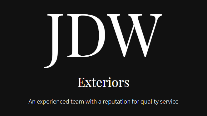 JDW Exteriors reviews, opinions and consumer feedback