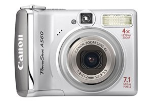 Canon PowerShot A560 reviews, opinions and consumer feedback