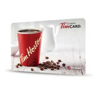 Tim Hortons - $25 Gift Card