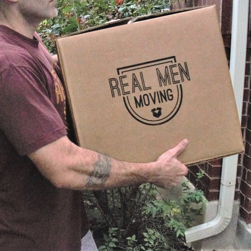 Real Men Moving LLC